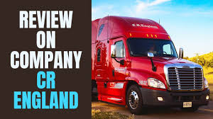 100 Cr England Truck Review On Company