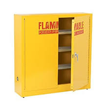 Flammable Liquid Storage Cabinet Location by Edsal Swh24f Powder Coated 18 Gauge Welded Steel Flammable Liquids