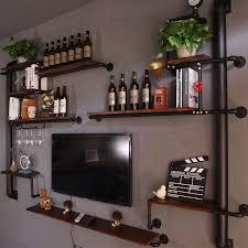 billig wohnzimmer tv wand dekoration trennwand hängen