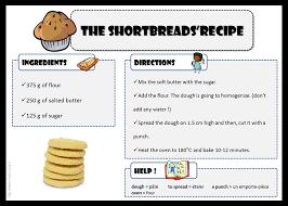 recette de cuisine anglaise anglais recettes pour cuisiner avec vos élèves le de