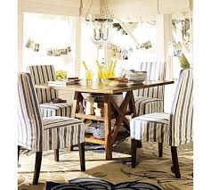 Pottery Barn Napoleon Chair Slipcover by 9 Best Pottery Barn Williams Sonoma Images On Pinterest Dining