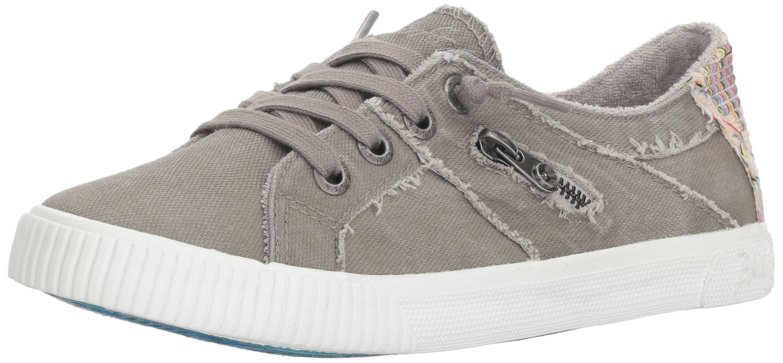 Blowfish Women's Fruit Wolf Sneakers - Grey, 7.5 USW