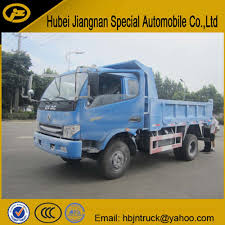 100 7 Ton Truck China Dongfeng Small Dump Tipper China Dumper