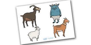 Billy Goats Gruff Colour 1689519