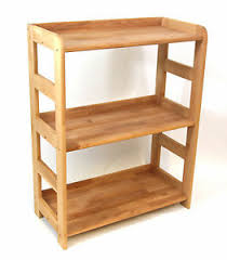 details zu praktisches regal beethoven 90x65x33cm echtholz buche geölt wohnzimmer büro