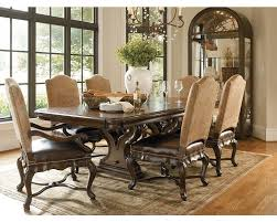 THOMASVILLE FURNITURE HILLS OF TUSCANY BIBBIANO RUSTICO DINING TABLE ... Normandy Round Ding Table And 4 Skandi Chairs Tuscan Spanish 3 Sizes Trestle Bedroom Comfy For Elegant Room Unique Heals Heals Bernards Fniture Group Casual Annecy Arhaus Small With Teal Chair And 52 Off Pier 1 Imports Chesington Brown Bar 60 Inch Outdoor Patio 6 Ebay Tables Tuscan Ding Room Fniture Set Marceladickcom Avondale Dinner Perfect Sets Upholstered Style Sovereign