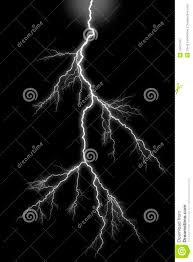 Lightning Bolt Black Background Stock Illustrations 1570 Vectors Clipart