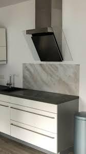 spritzschutz glas herd marmor beige