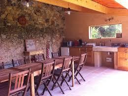 cuisine d ete couverte terrasse d ete couverte
