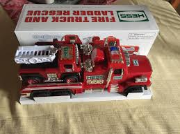 2015 HESS Fire Truck & Ladder Rescue Truck | #1788444637 1989 Hess Toy Fire Truck Bank Dual Sound Siren 1500 Pclick Hess Collection Collectors Weekly Fire Truck 1794586572 Toy Tanker New 1999 Amazoncom With Toys Games Brand In Box Never Touched 1395 Custom Hot Wheels Diecast Cars And Trucks Gas Station Hobbies Vans Find Products Online At Christurch Transport Board Wikipedia Monster Truck Uncyclopedia Fandom Powered By Wikia The Best July 2017 Eastern Iowa Farm Colctables Olo 2