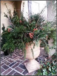 Christmas Tree Flocking Spray by Christmas Home Tour My Fairyality