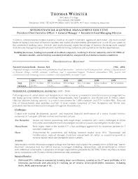 Banking Sample Resume Banker Private Example Cv India