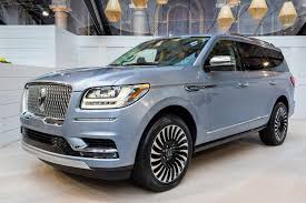 The New Lincoln Navigator Is Elegant Luxury In A Gigantic Package ... Allnew Lincoln Navigator Named North American Truck Of The Year 2018 Black Label Lwb Is Lincolns Nearly 1000 Suv 2017 Price Trims Options Specs Photos First Look Review Motor Trend Five Star Car And 2008 4wd Limited Wikipedia Blackwood 2013 Nceptcarzcom 2015 Gets A Bold New Grille Ecoboost V6 Good Cars 82019 Model Honda Accord Voted