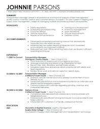 Management Resume Samples Property Sample Template Relationship Or Category With Sports