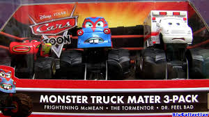 The Tormentor CARS TOON Frightning McMean Diecast Dr. Feel Bad ...