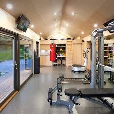 Home Gym Design Ideas Simple