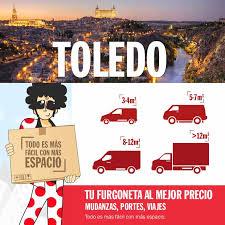 Alquiler de furgonetas en Toledo pepecarcom