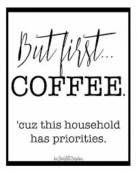 Free Printable Wall Art Quotes Inspirational The Magical Brew Coffee Printables And Fridayfrivolity Fun Hi