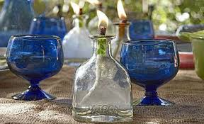 Citronella Oil Lamps Torches by 12 More Diy Oil Lantern Ideas Put It In A Jar