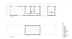 Make A Floor Plan Gallery Of Karangahake House Make Architects 17