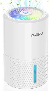 paipu luftentfeuchter 1000ml elektrisch entfeuchter mini tragbarer raumentfeuchter leise luftentfeuchter bad für home feuchtigkeit schmutz keller