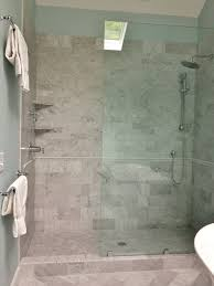 Bathroom Remodel Charleston Sc by Venetino Marble Shower Walls And Floor In This Master Bathroom