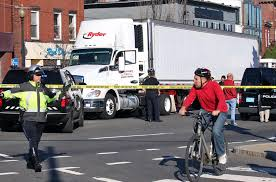 Authorities Clear Truck Driver In Fatal October Bike Collision ... Boston Car Accident Lawyer Blog Published By Massachusetts Lowell Auto Motorcycle Call The Million Dollar Man Ma Top Bicycle Lawyers At Morgan Cyclists Want Truck Driver Charged After Fatal 2015 Crash Cbs Pedestrian Attorney Taunton Somerville Ma Best 2018 Peabody Officers Respond To Three Vehicle With Injuries March 2014 Information Motor Tips To Avoid A Or Injury Schulze Law Automobile Work Personal