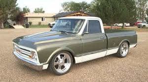 SOLD: 1968 Chevy C10 Pickup - YouTube