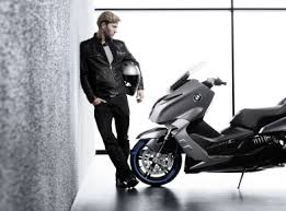 BMW Concept C Scooter By Motorrad