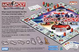 MONOPOLY HERE AND NOW CANADIAN EDITION BOARD GAME