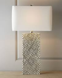Destinations By Regina Andrew Lamps by Regina Andrew Design Platinum Stud Lamp