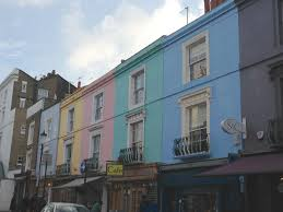 100 Notting Hill Houses Tour Guide London