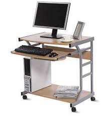 Black Computer Desk At Walmart by Small Black Computer Desk Complete With Pull Out Keyboard Shelf