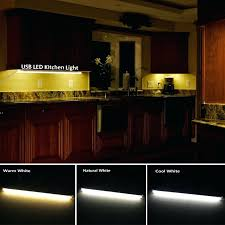led kitchen lights 5v usb rigid light dimmable aluminum