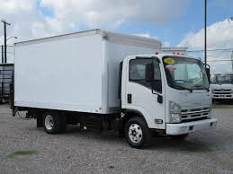 2011 Used Isuzu NPR (14ft Box With Liftgate) At Industrial Power ...