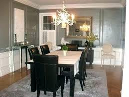 Long Dining Room Lights Size Of Chandelier For Table Vintage Set