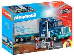 100 26 Truck Amazoncom PLAYMOBIL Big Rig Toys Games