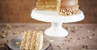 cappuccino torte mit nutella