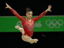 Simone Biles Floor Routine by Laurie Hernandez Seizes Her Moment At Rio Olympics As Simone Biles