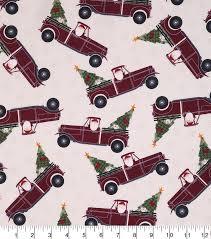 Christmas Cotton Fabric 43