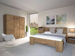 schlafzimmer komplett set b selun 4 teilig farbe eiche dunkelbraun