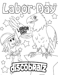 Fancy Labor Day Coloring Pages 83 For Free Kids With