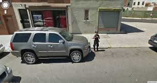 Is This A Small Cop Or A Big Truck? | Google Street View World ... Heading Out West In The 2017 Ford F150 Raptor 2014 Kia Sorento Gets Available Google Maps Photo Image Gallery Garbage Trucks On Pt 1 Youtube 2 Second Truck Driver Shot In Cleveland Ohio Cdllife Government Pladelphia Dguises Spy Truck As Street View Directions For Truckers Im Immortalized Cdblog Maps Car Cruises Through Saginaw Mlivecom Used Best 2018 Raising A Bana To The Funny
