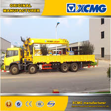Sq16sk4q Xcmg 16ton Construction Crane Heavy Lift Mobile Cranes ...