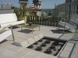 terrasse sur plots prix et pose habitatpresto