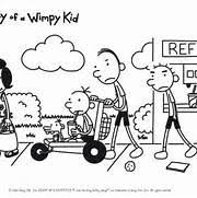 Kid Coloring Pages 2 Diary Of A Wimpy