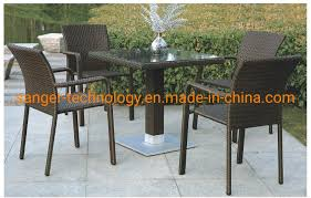 [Hot Item] Promotion Classic High Back Armrest Chair Round Rattan Table 5  PCS Combination Garden Beach Balcony Furniture 315 Round Alinum Table Set4 Black Rattan Chairs 8 Seater Ding Set L Shape Sofa Brown Beige Garden Amazoncom Chloe Rossetti 17 Piece Outdoor Made Coffee Table Set Stock Photo Image Of Contemporary Hot Item Modern Fniture Stainless Steel And Lordbee Large 5 Pcs Patio Wicker Belleze 3 Two One Glass Details About Chair Cushion Home Deck Pool 3pc Durable For Pcs New Y7n0