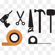 Vector Illustration Woodworking Tools Tool PNG And