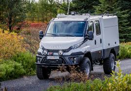 100 Iveco Truck Daily Arctic S