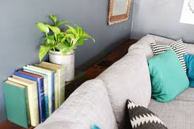 Narrow Sofa Table With Storage by Diy Narrow Sofa Table With Outlet